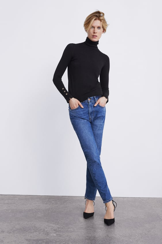 4af2385f BASIC TURTLENECK SWEATER - Collection-TIMELESS-WOMAN-CORNER SHOPS ...