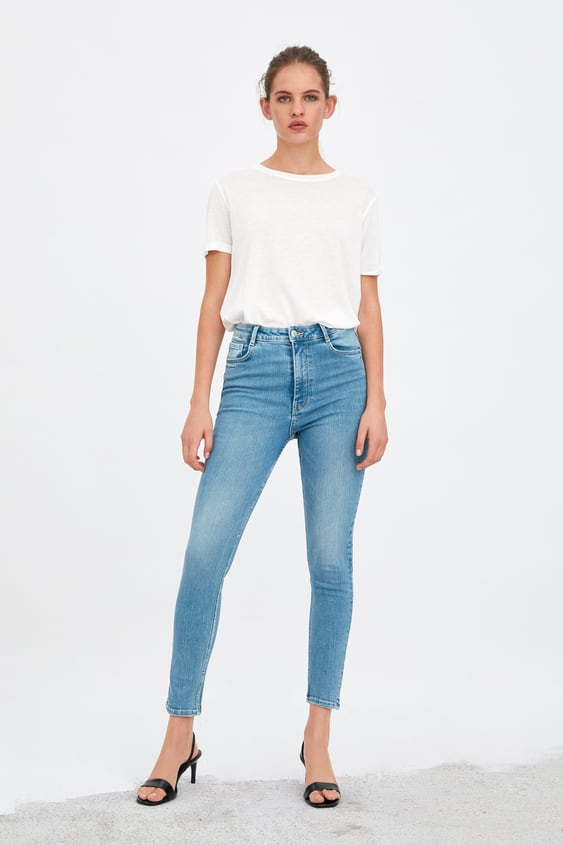 6d4cf174 Women's High Rise Jeans | Online Sale | ZARA United States