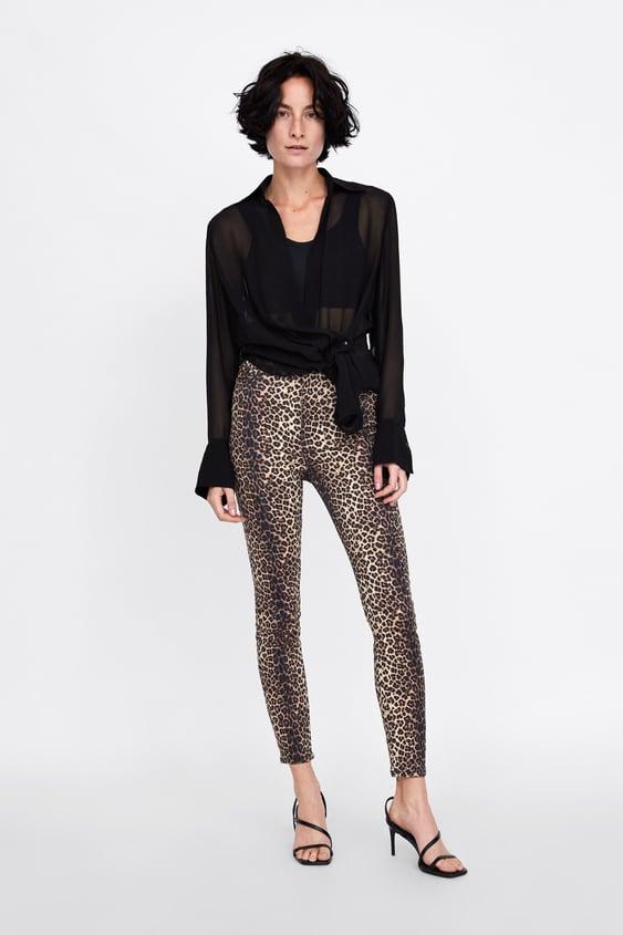 Skinny Fits Jeans Woman by Zara