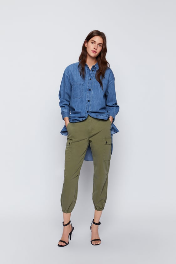 420124f88833 Women's Jeans | New Collection Online | ZARA United States