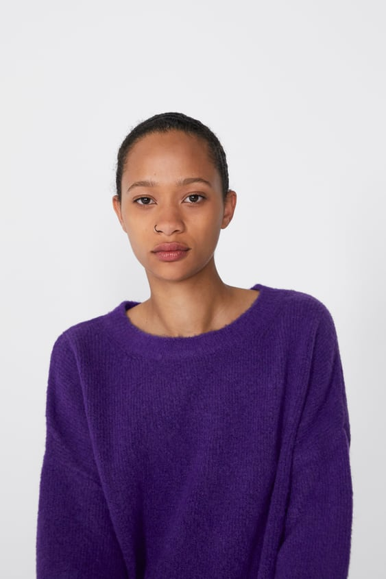 super popolare daf82 2aaa0 Women's Sweaters | New Collection Online | ZARA Australia