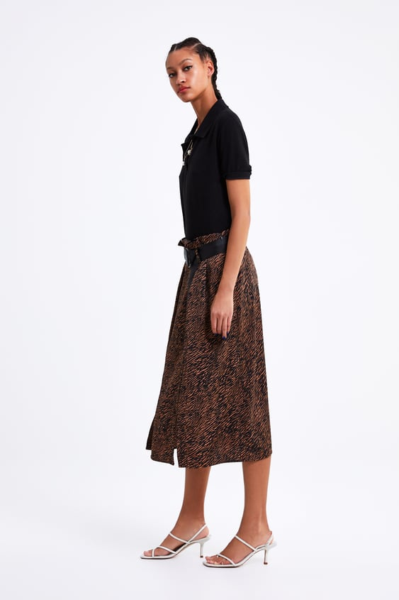 ba36ba4eda Women's Skirts | Online Sale | ZARA Switzerland