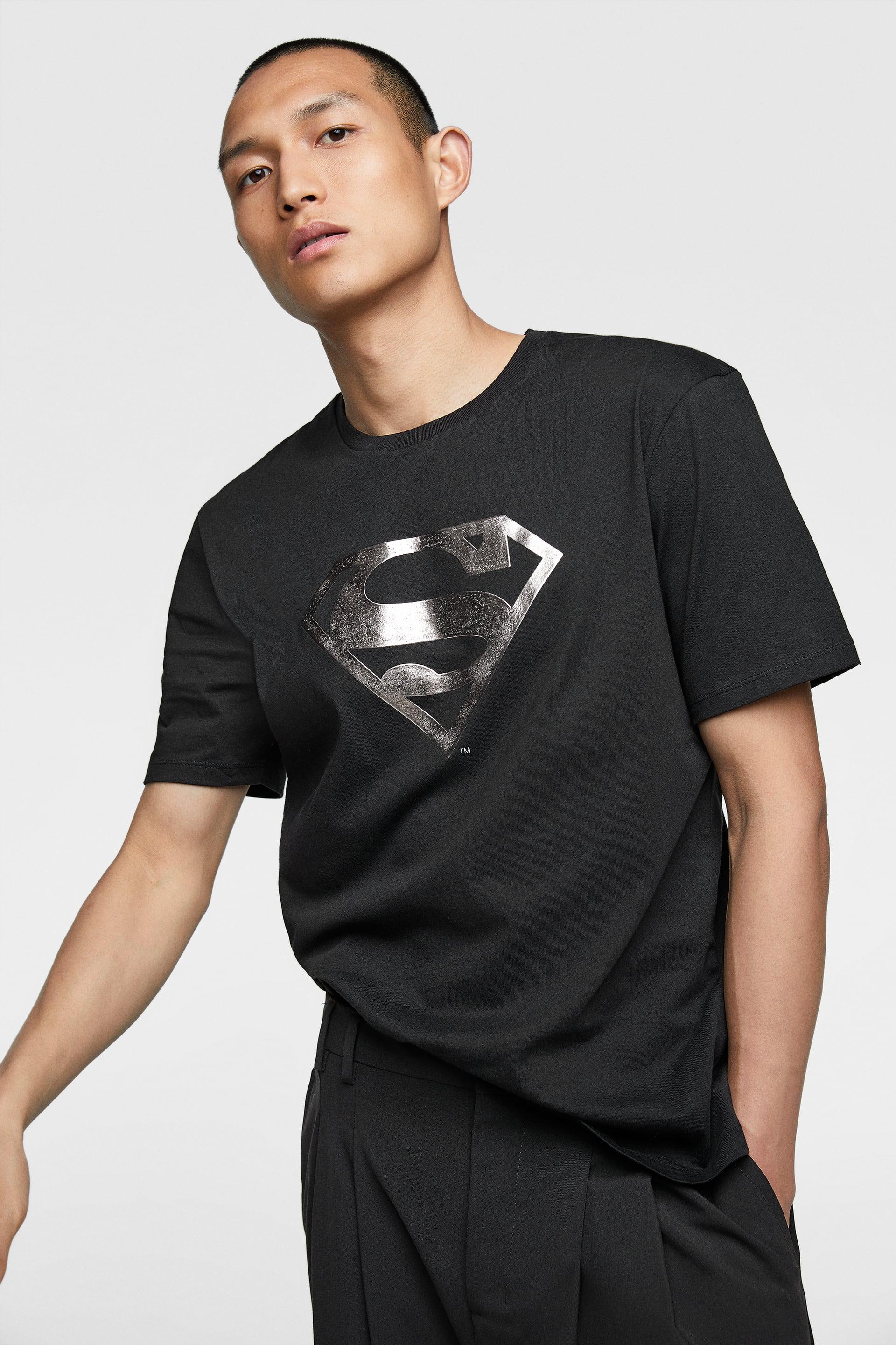 6c839d5e1d4a Obrázok 2 z TRIČKO SUPERMAN™ od spoločnosti Zara