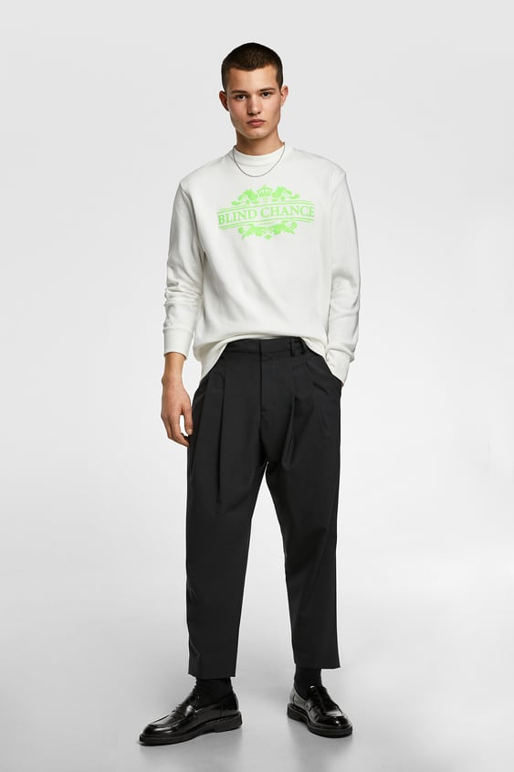 c640ae1a7c941 SWEATS-HOMME-SOLDES | ZARA France