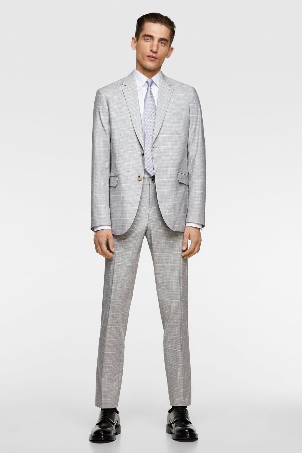 26ba3ce9 Men's Suit Trousers | New Collection Online | ZARA Serbia