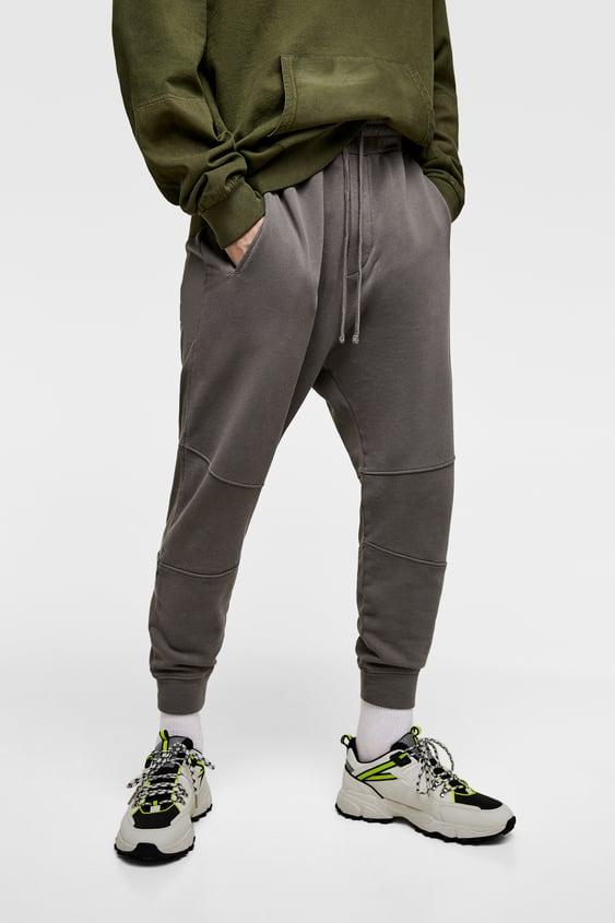 534537c38e Pantalons de jogging homme | Nouvelle Collection en ligne | ZARA France