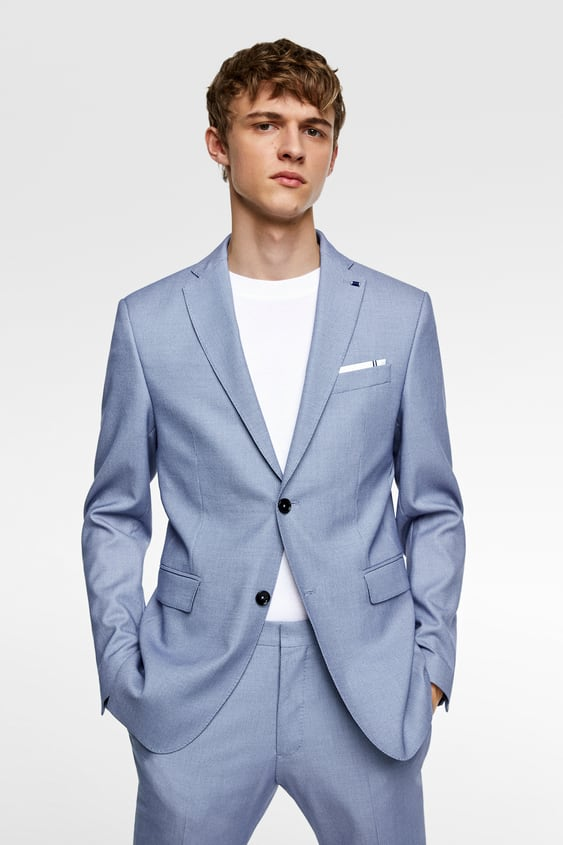 26eb4d68dd9 BIRDSEYE SUIT JACKET - Item available in more colors