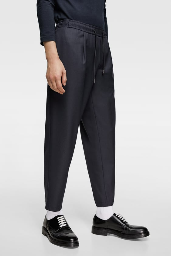 907018b0b TECHNICAL JOGGING PANTS - Item available in more colors