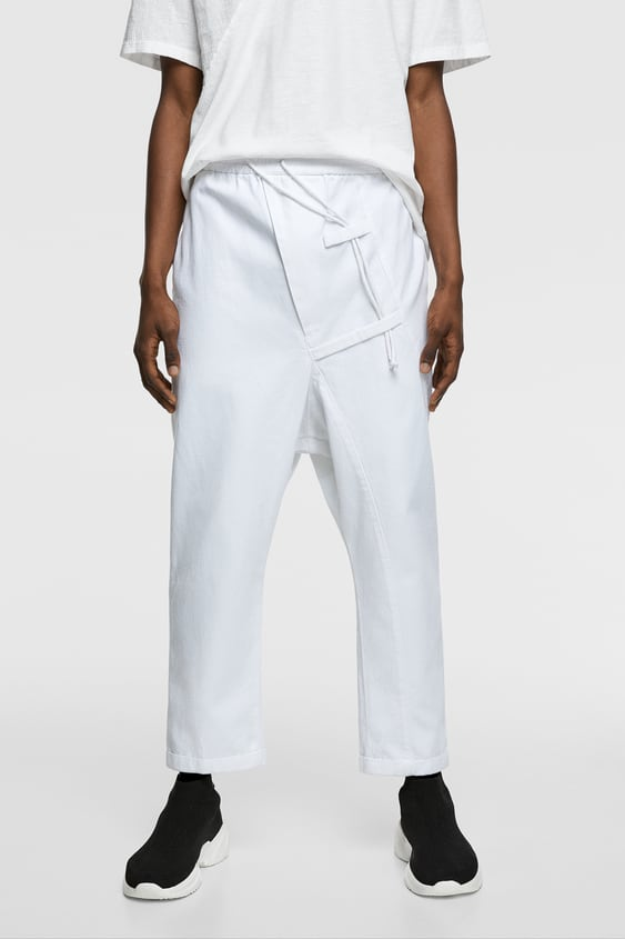 fce87702869 Men's Casual Pants | Online Sale | ZARA United States