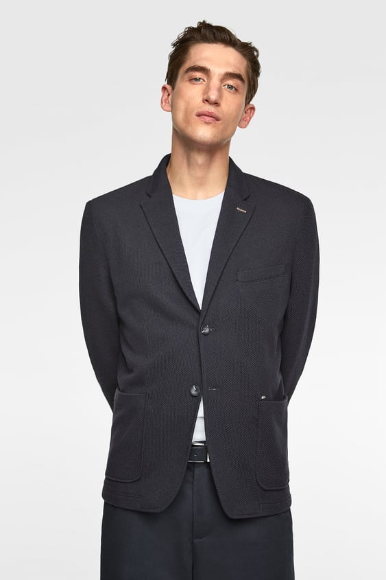 cbee68c5 Men's Blazers   Online Sale   ZARA United Kingdom