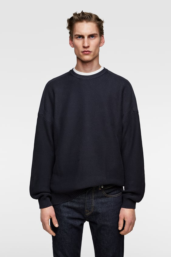 afcd4a10 OVERSIZED SWEATER - Item available in more colors