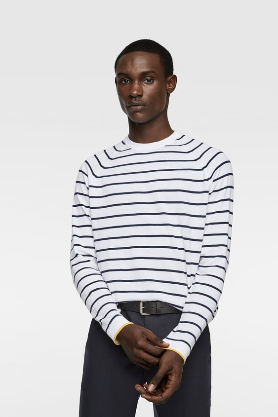 Mens Knitwear New Collection Online Zara United States
