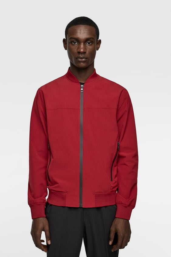7580a4a3b572 BOMBER JACKET - Item available in more colors