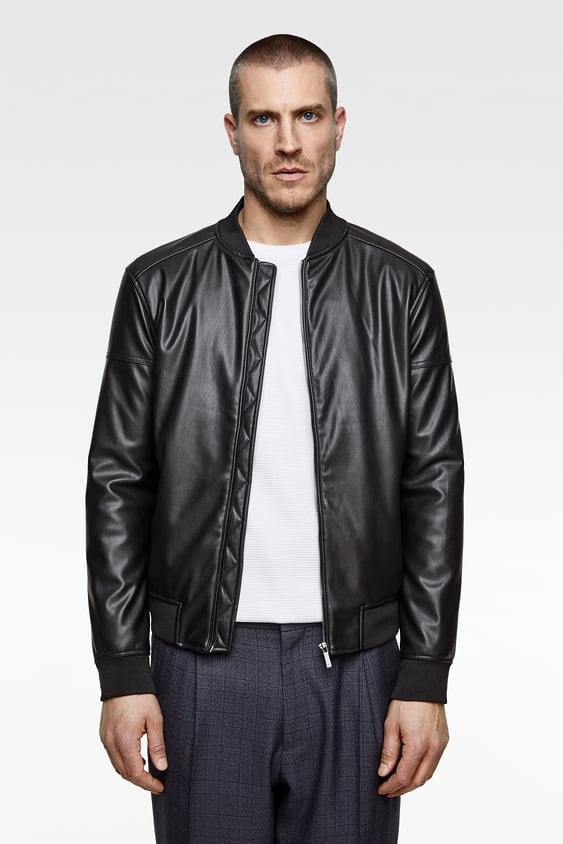Men S Jackets New Collection Online Zara Russian Federation