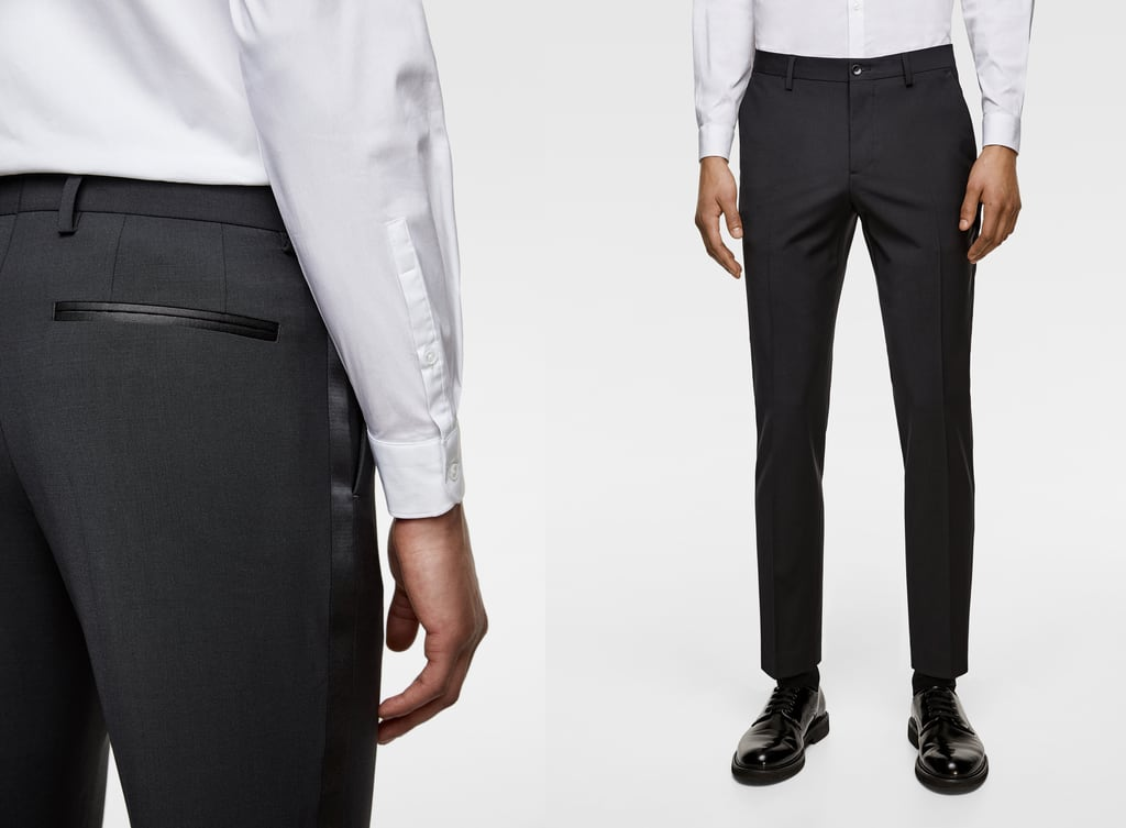 c0cc6e7180 Pantalones tailored fit hombre