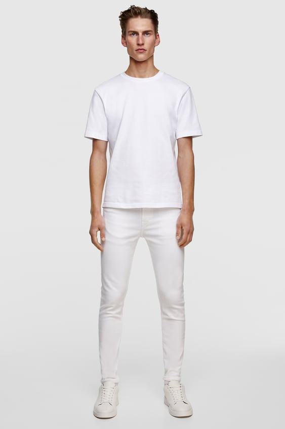 e1ee1488 BASIC SKINNY JEANS - View All-JEANS-MAN-NEW COLLECTION | ZARA United ...
