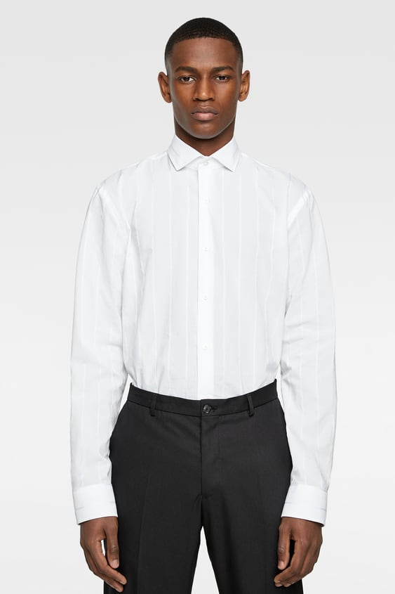d84bf9cb2346e0 Men's Shirts | Online Sale | ZARA India
