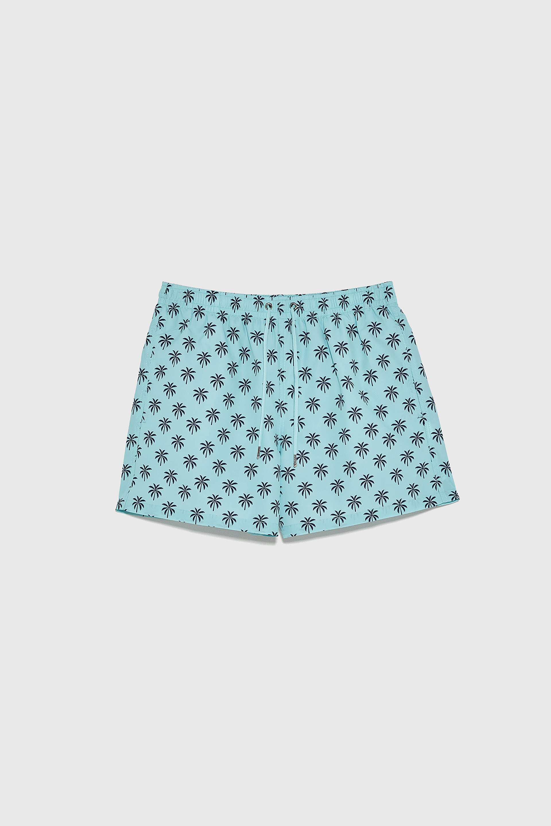 d81917415e PALM TREE PRINT SWIM SHORTS - Swimwear-ACCESSORIES-MAN | ZARA Portugal