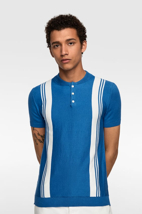 ad84809749 Men's Knit Tops   New Collection Online   ZARA Dominican Republic