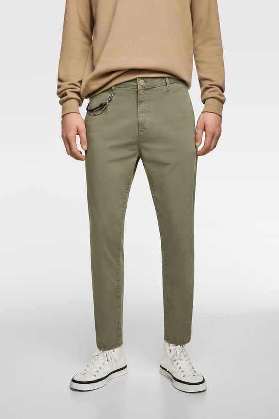 4084141645f56 Men's Pants | New Collection Online | ZARA United States