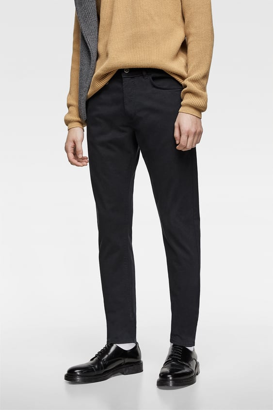 559dca99 COLOURED SLIM FIT TROUSERS - Available in more colours