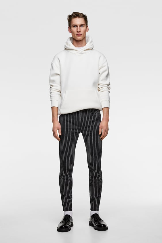 3bbb22be PINSTRIPE PANTS - Trendy-PANTS-MAN-SALE | ZARA United States