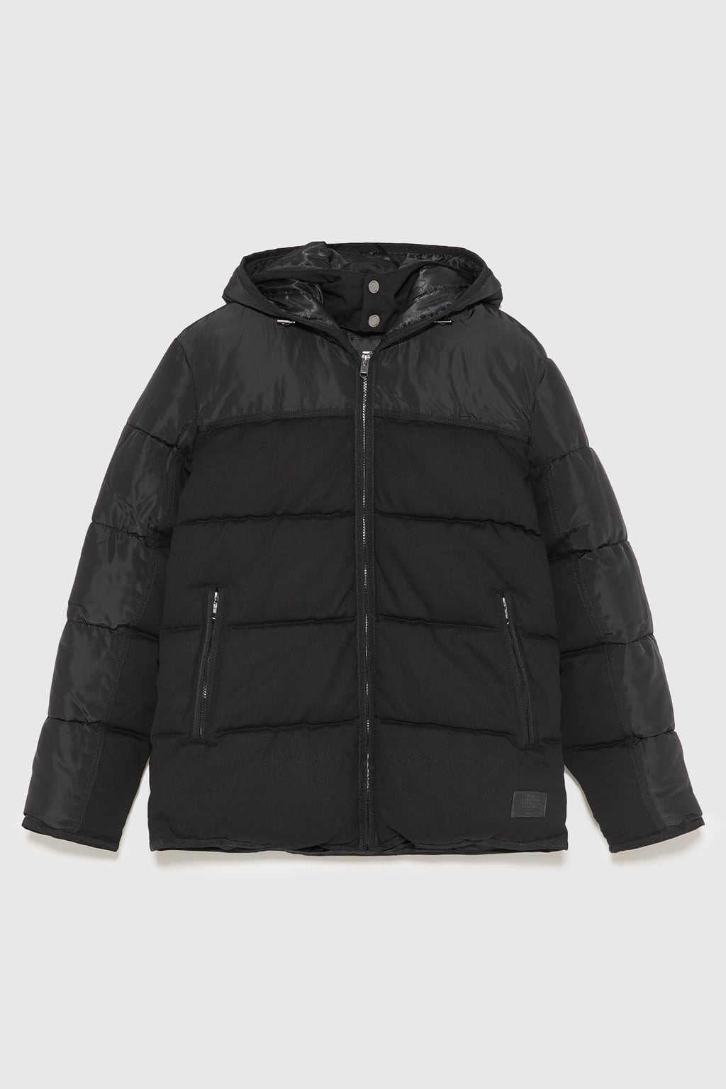 3b91fa6b9e CONTRAST QUILTED JACKET