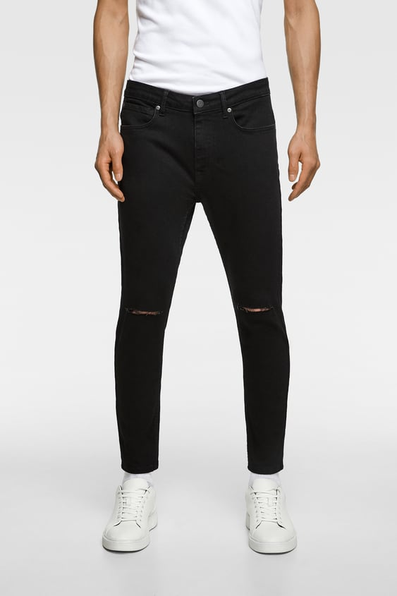 b91d20e97723 RIPPED SKINNY JEANS - Available in more colours
