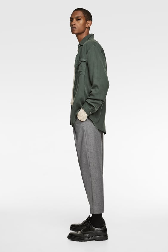 12377328e4 RELAXED FIT SHIRT