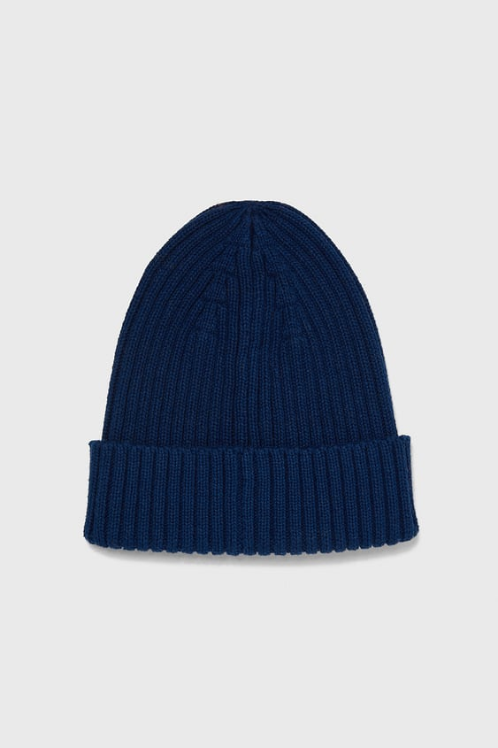RIBBED BEANIE - Collection-ALL TIME-MAN-CORNER SHOPS  c4643d1596a