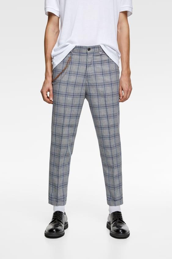 716a4d89 Men's Pants | Online Sale | ZARA United States