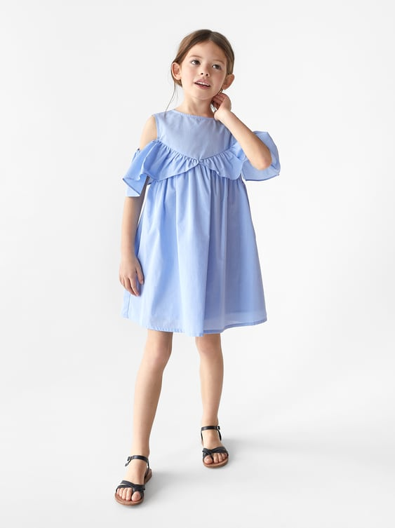 3cf3cad9 RUFFLED FIL A FIL DRESS - SPECIAL OCCASION-GIRL | 5-14 yrs-KIDS ...