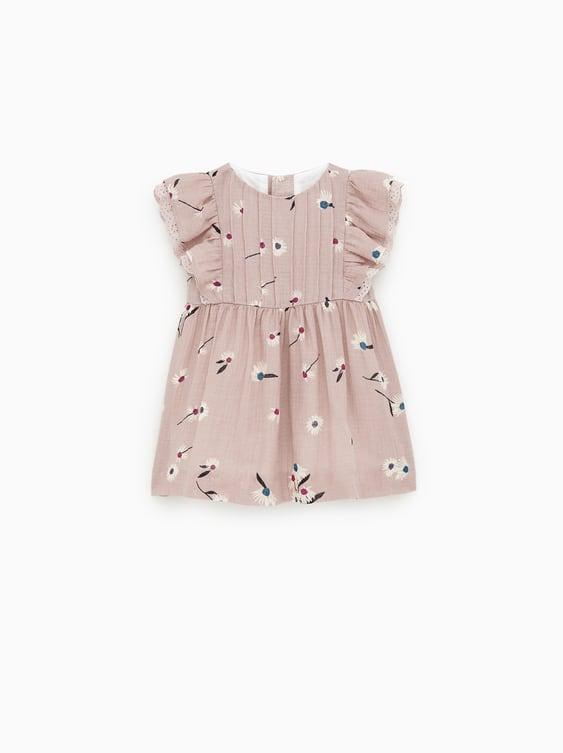 760ab0c8c6e7 DAISY DRESS - SPECIAL OCCASION-BABY GIRL | 3 mth - 5 yrs-KIDS | ZARA ...
