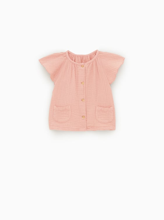 58d9b3f66 Baby Girls' Shirts | Online Sale | ZARA United States