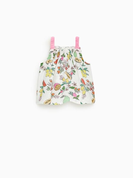 5bc850a2048d75 Baby Girls' Shirts | Online Sale | ZARA United States