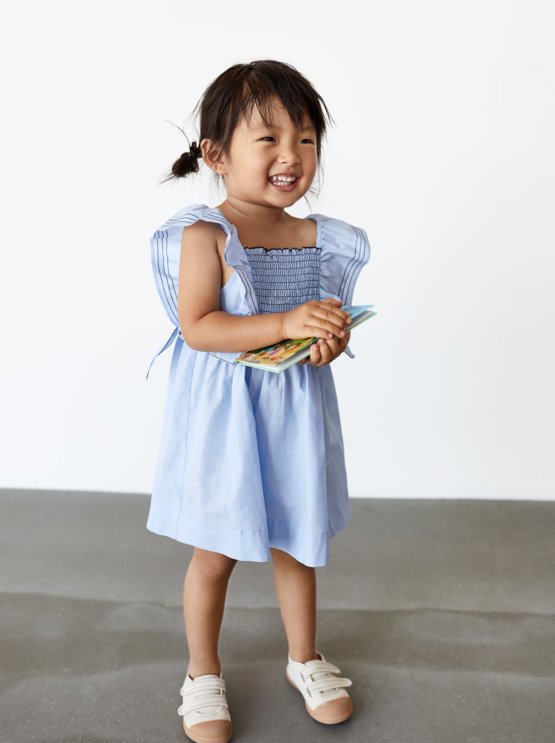 c4720c45 SMOCKED FIL - A-FIL DRESS-Dresses-DRESSES AND JUMPSUITS-BABY GIRL ...