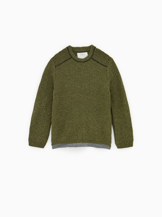 Boys Knitwear New Collection Online Zara United States