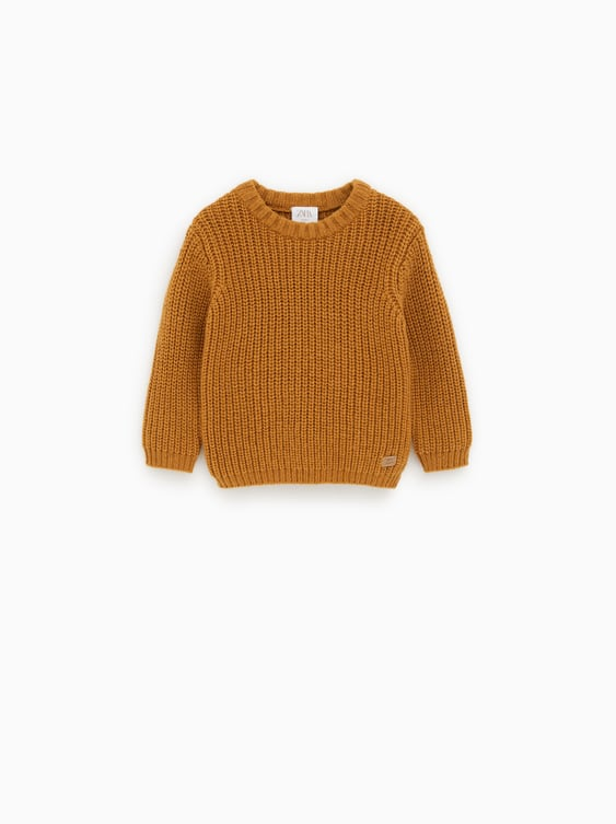 a525451fe PURL KNIT SWEATER