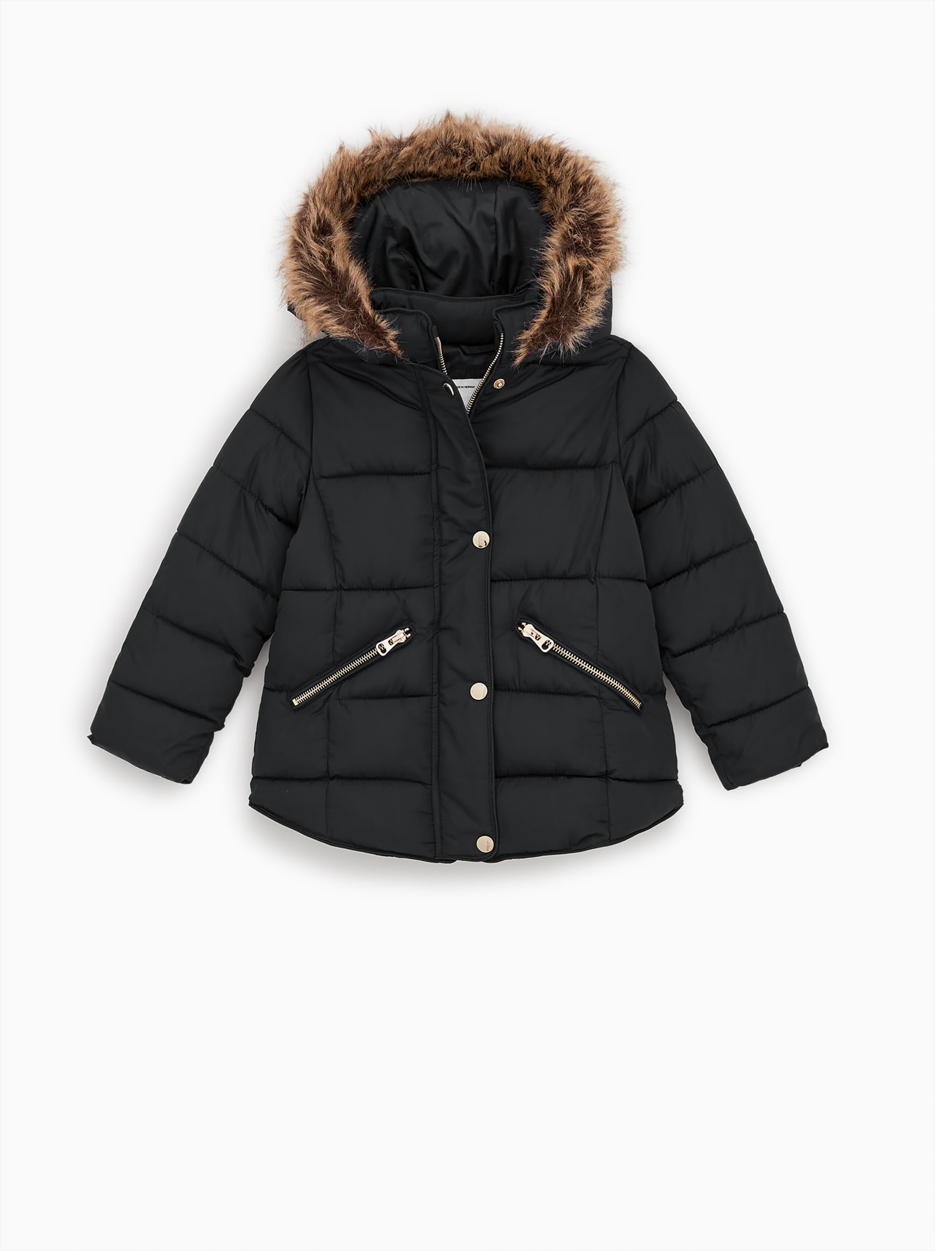 c269073d PUFFER JACKET WITH HOOD