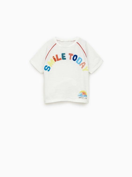 90d68d090 Baby Boys' T-shirts | Online Sale | ZARA United States
