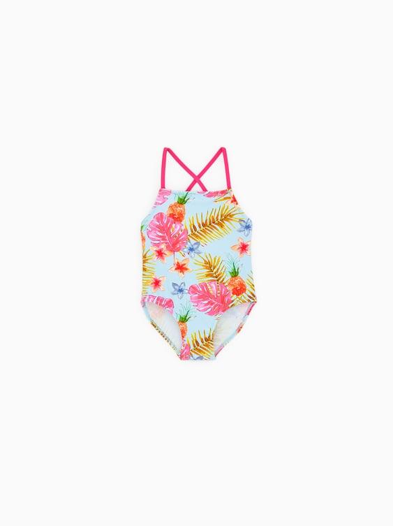 db7cb3a176550 PRINTED SWIMSUIT - Swimwear-BABY GIRL-ACCESSORIES-KIDS-SALE | ZARA ...