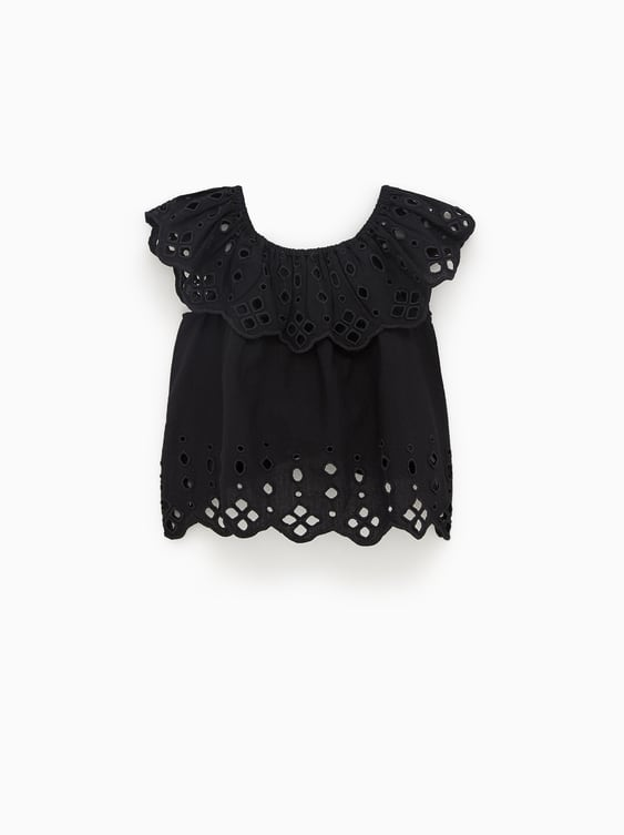 f3b75d1f9a3 Girls' Shirts and Blouses | Online Sale | ZARA United States