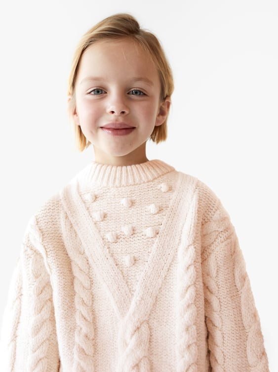 658ed988d CABLE - KNIT SWEATER-View All-KNITWEAR-GIRL
