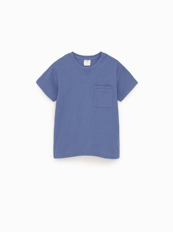 af69653535 BASIC SHIRT WITH POCKET - View all-T-SHIRTS-BOY