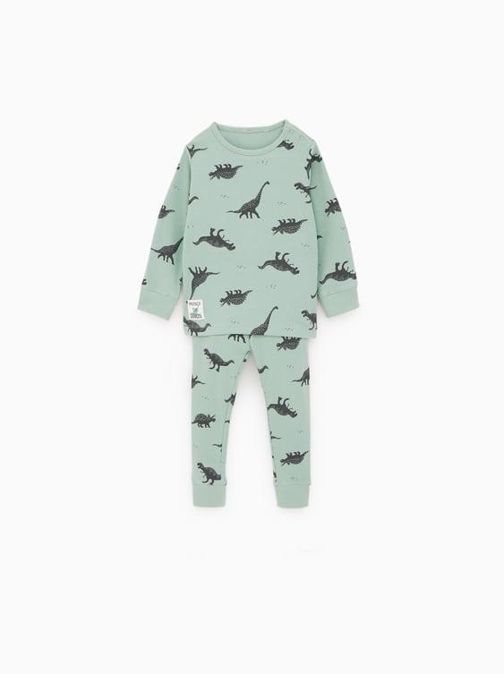 269d5f8f3 DINOSAUR PYJAMAS - Pyjamas-UNDERWEAR AND PYJAMAS-BABY BOY
