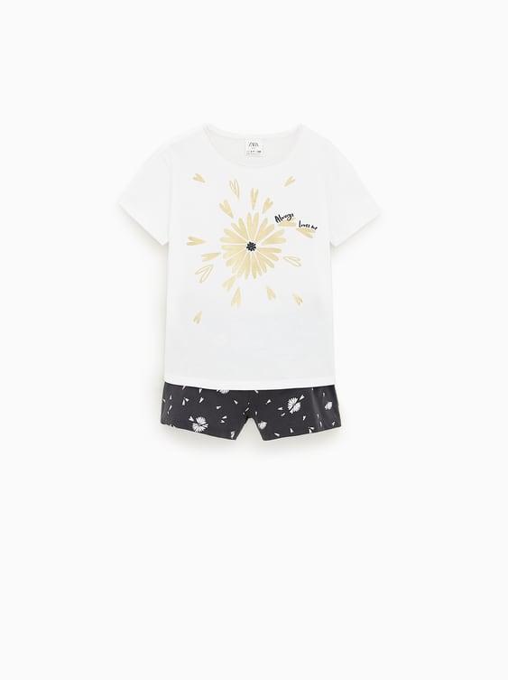 930d47ed88 Girls' Pyjamas   Online Sale   ZARA United Kingdom