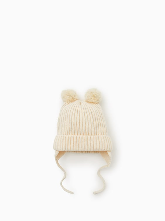GORRO CANALÉ POMPONES - Item available in more colors 24dc12e1d2c
