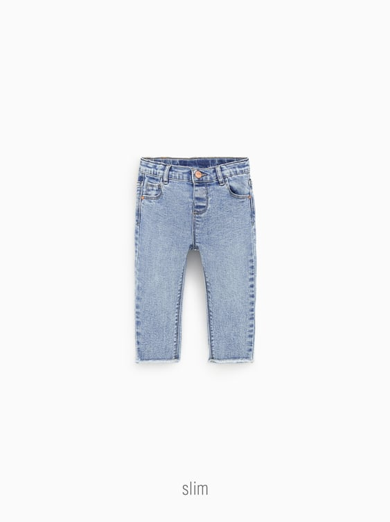 Baby Girls  Jeans  96569317f53