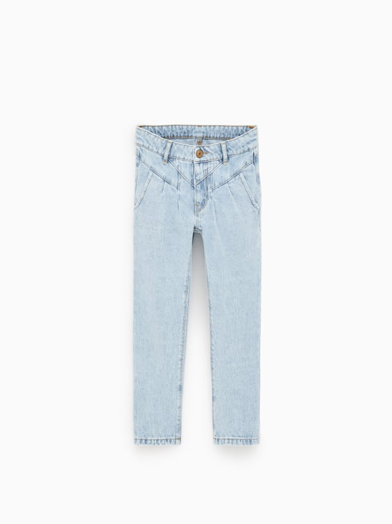 8e7eefd2 Girls' Jeans | Online Sale | ZARA United Kingdom