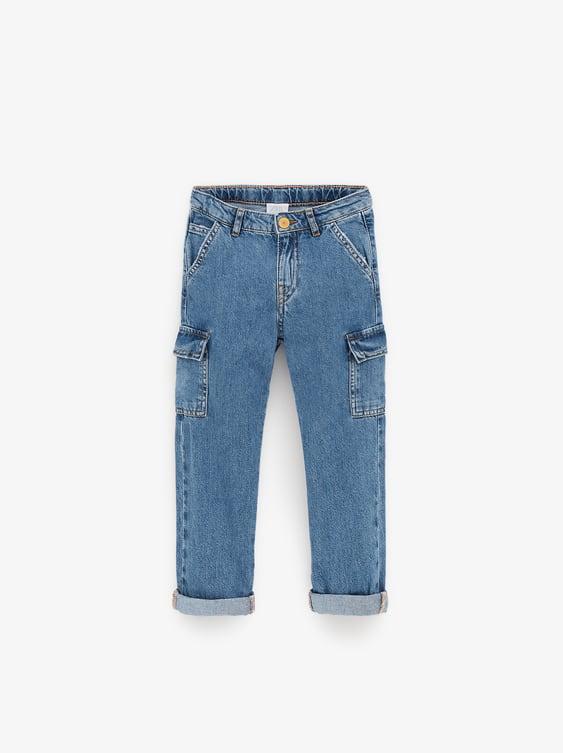 7c15592ca Boys' Jeans | Online Sale | ZARA United States